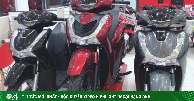 Bảng giá vua tay ga Honda SH đầu tháng 3/2021