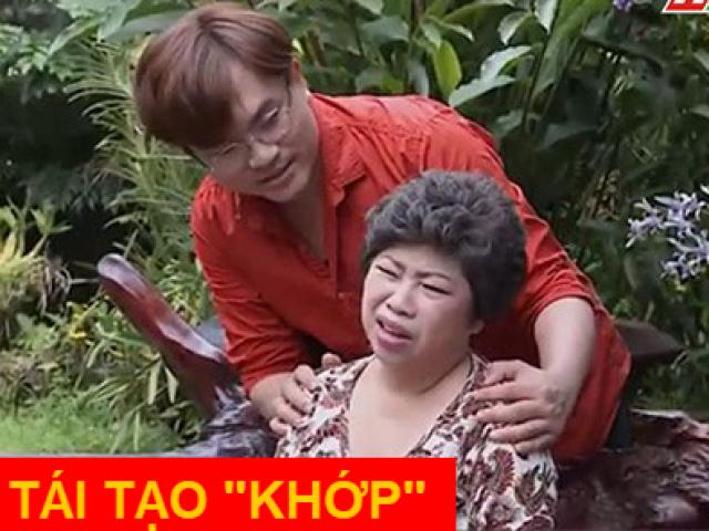 """MC Đại Nghĩa giúp mẹ thoát """"đau khớp từ cổ xuống chân"""" nhờ cách này…"""