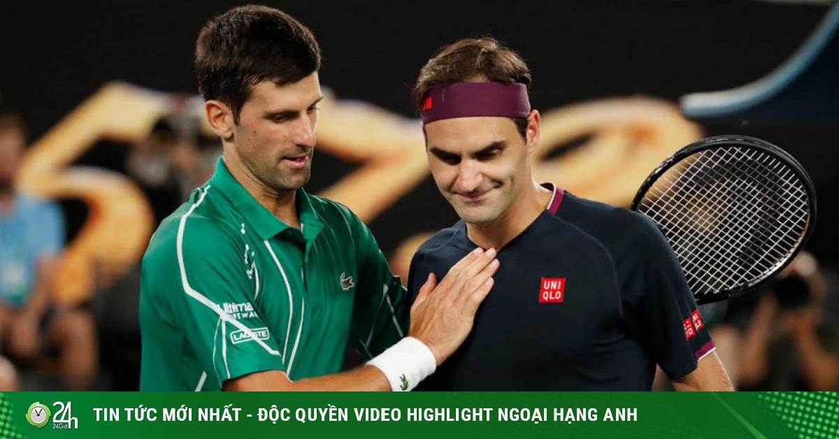 Bảng xếp hạng tennis 1/3: Djokovic san bằng siêu kỷ lục của Federer