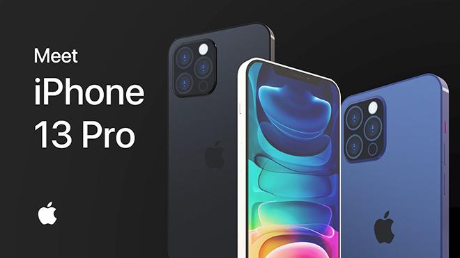 Concept mới về iPhone 13 Pro khiến iFan quên luôn iPhone 12 Pro - 1