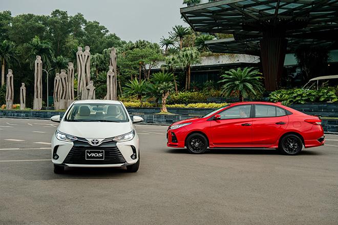 Toyota Vios 2021 vừa ra mắt đã được giảm giá tiền mặt cả chục triệu đồng - 8