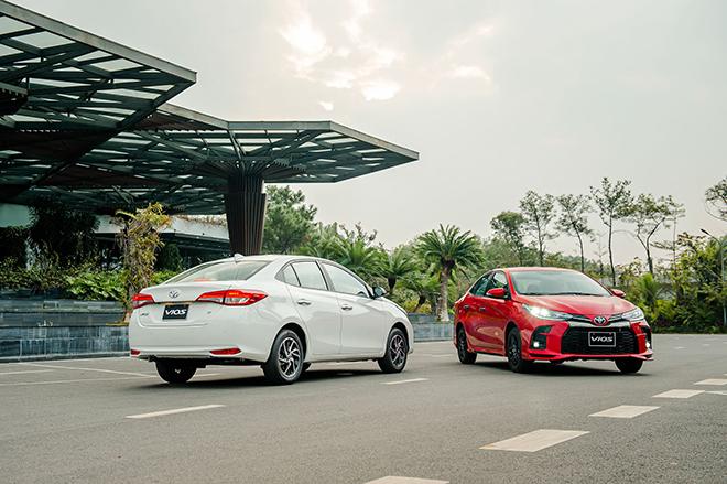Toyota Vios 2021 vừa ra mắt đã được giảm giá tiền mặt cả chục triệu đồng - 2