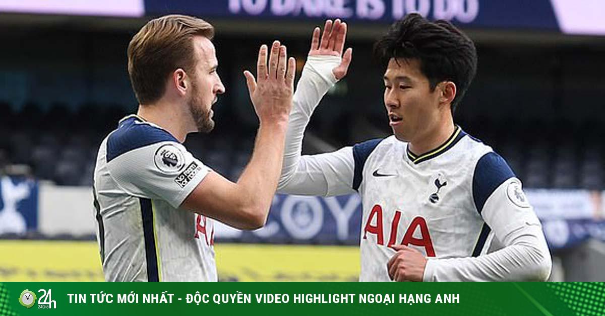 Cựu SAO MU khiến Mourinho nóng mặt: Không Kane và Son, Tottenham xoàng thôi