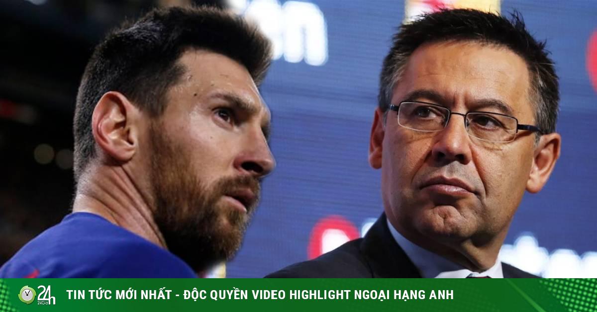 Rúng động cựu Chủ tịch Barca bị bắt khẩn cấp, điều...
