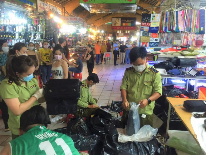 Mỹ nói chợ Bến Thành, Shopee tai tiếng: Tổng cục QLTT nói gì? - 3