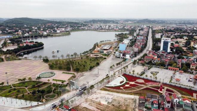Toàn cảnh TP Chí Linh trước giờ gỡ phong tỏa - 2