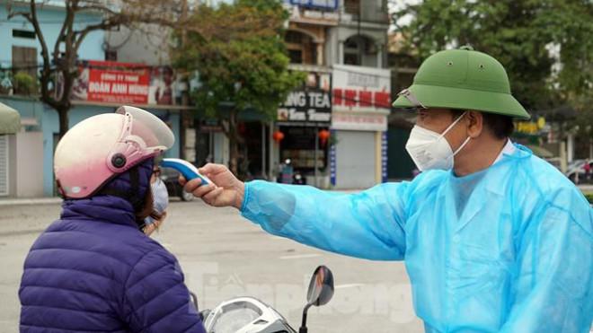 Toàn cảnh TP Chí Linh trước giờ gỡ phong tỏa - 6