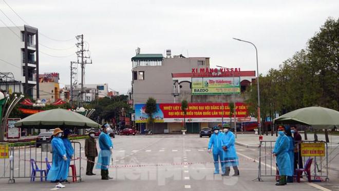 Toàn cảnh TP Chí Linh trước giờ gỡ phong tỏa - 4