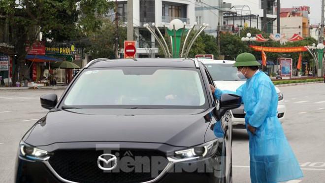 Toàn cảnh TP Chí Linh trước giờ gỡ phong tỏa - 5