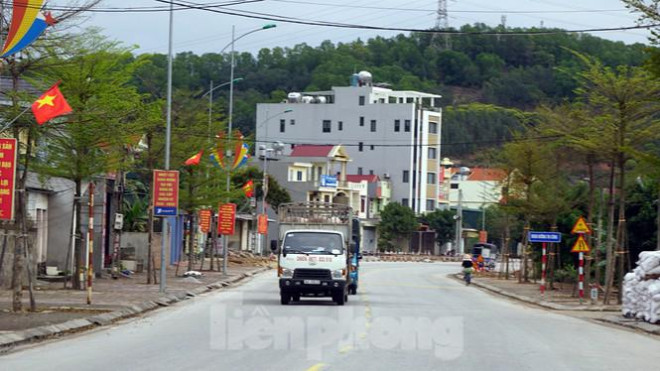 Toàn cảnh TP Chí Linh trước giờ gỡ phong tỏa - 12