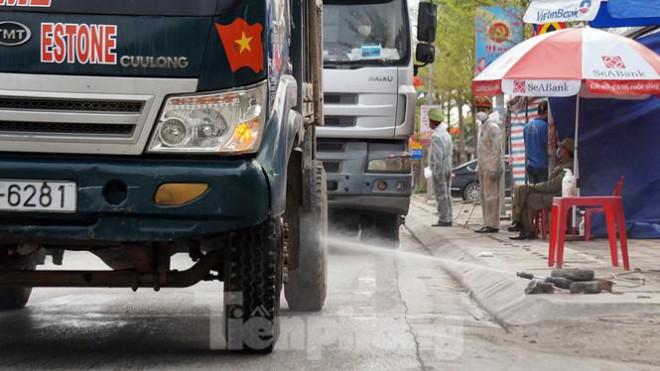 Toàn cảnh TP Chí Linh trước giờ gỡ phong tỏa - 10