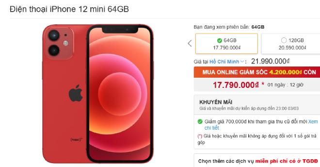 Nhiều smartphone giảm giá mạnh tại thị trường Việt dịp 8/3 - 2