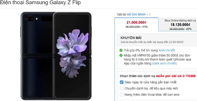 Nhiều smartphone giảm giá mạnh tại thị trường Việt dịp 8/3 - 3