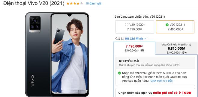 Nhiều smartphone giảm giá mạnh tại thị trường Việt dịp 8/3 - 6