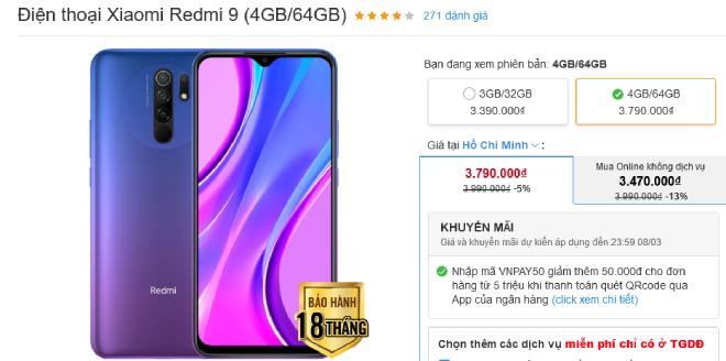 Nhiều smartphone giảm giá mạnh tại thị trường Việt dịp 8/3 - 7