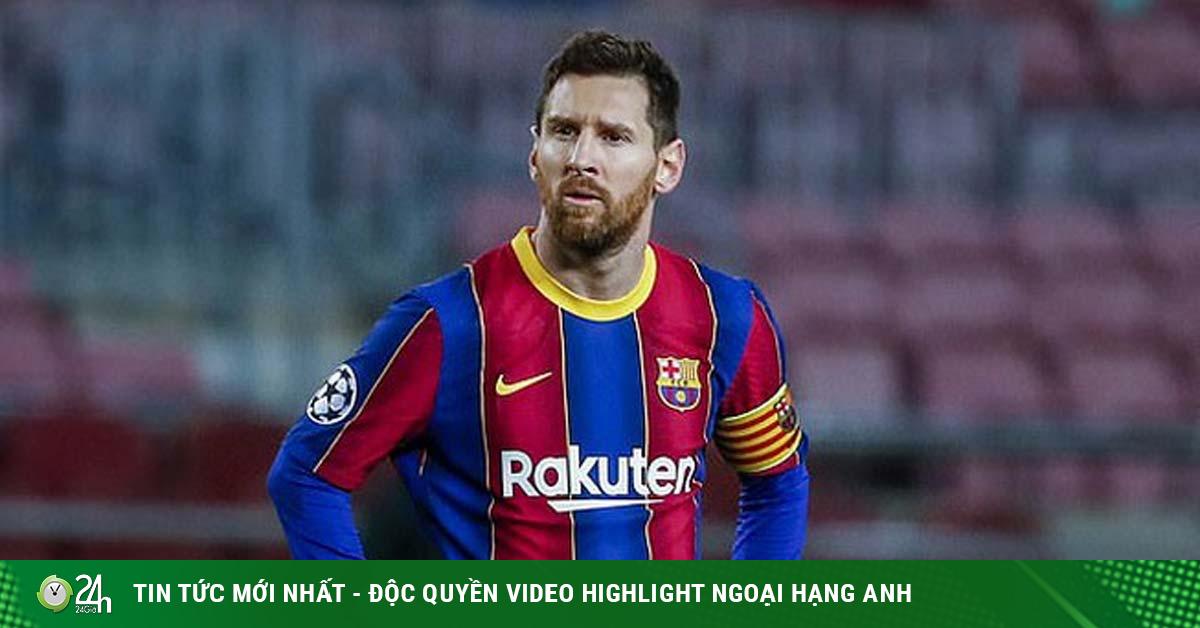 Barca mơ giữ chân Messi nhờ tay trong, Xavi trở lại nhận vai trò xa lạ?
