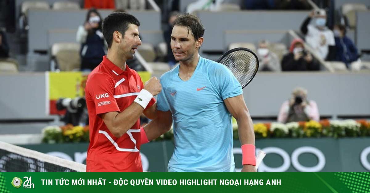 Djokovic mưu lật đổ Nadal ở Roland Garros, huyền thoại chỉ cách để thắng