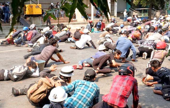 Myanmar: Vừa được quân đội bổ nhiệm làm đại sứ ở LHQ, quan chức làm ngay điều bất ngờ - 3