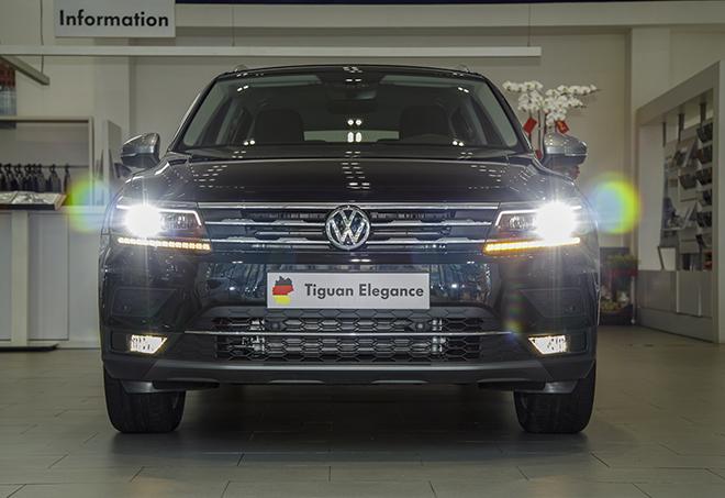 Volkswagen Tiguan Elegance nhận ưu đãi thêm 100 triệu đồng - 2
