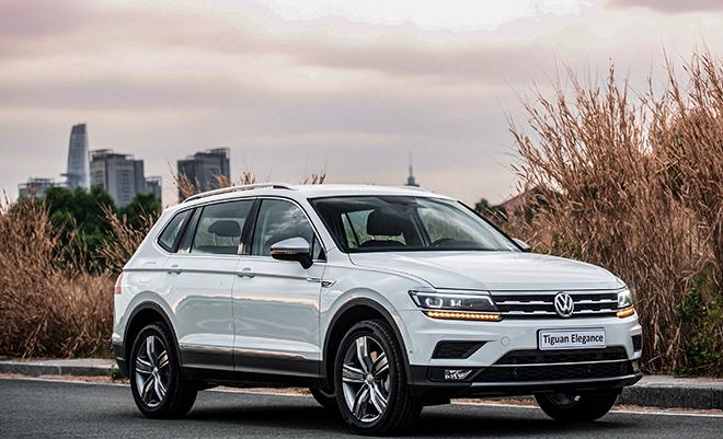 Volkswagen Tiguan Elegance nhận ưu đãi thêm 100 triệu đồng - 1
