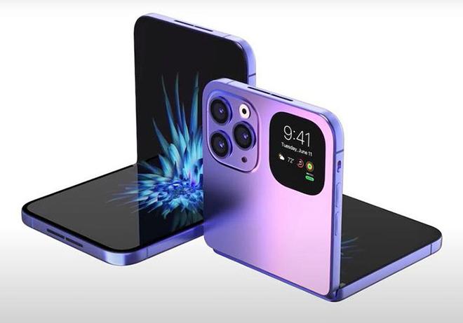 Không chỉ có iPhone gập lại, tương lai của Apple là iPhone không viền - 3