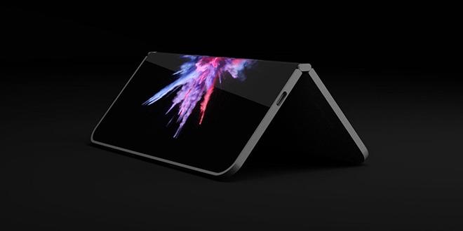 Không chỉ có iPhone gập lại, tương lai của Apple là iPhone không viền - 1