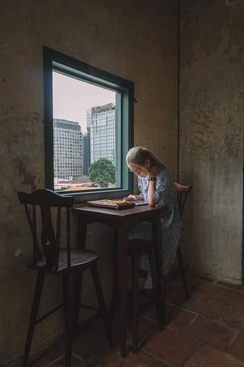 Hẹn hò Sài Gòn: Những chốn bình yên hiếm hoi giữa lòng Sài Gòn sôi động - 3