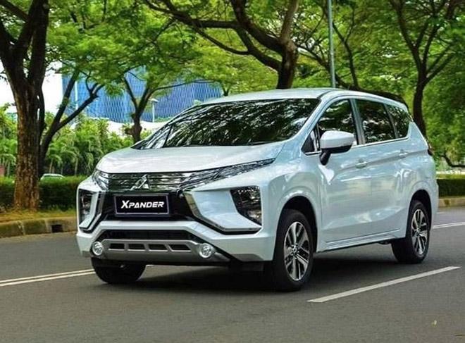 Hàng loạt xe Mitsubishi nhận ưu đãi trong tháng 3/2021, Xpander giảm 30 triệu đồng - 1