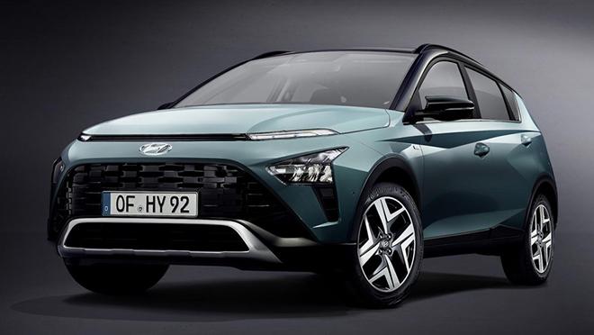 Hyundai Bayon trình làng, giá khoảng 542 triệu đồng - 1