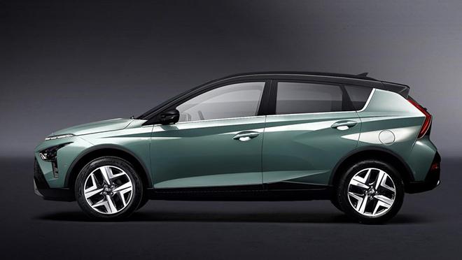 Hyundai Bayon trình làng, giá khoảng 542 triệu đồng - 2
