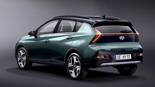 Hyundai Bayon trình làng, giá khoảng 542 triệu đồng - 4