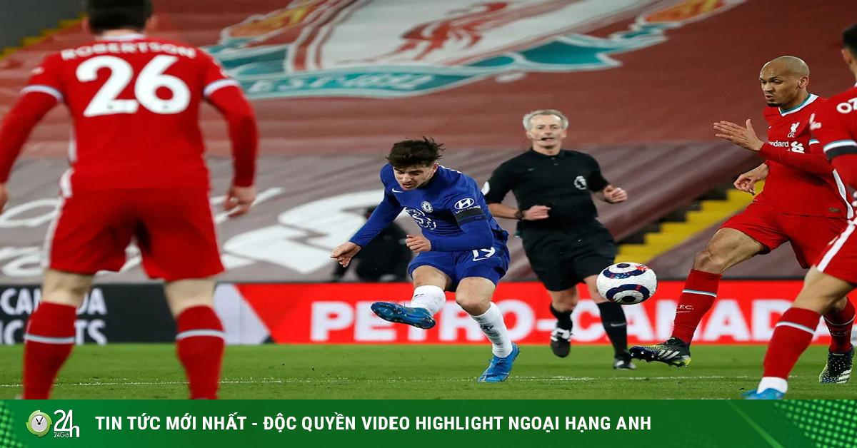 Cực nóng bảng xếp hạng Ngoại hạng Anh: Chelsea chen chân vào Top 4, kém MU mấy điểm?