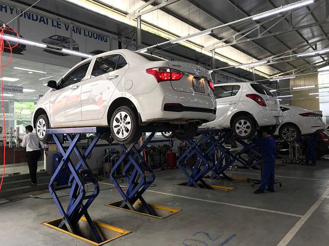 Hyundai Lê Văn Lương khuyến mãi dịch vụ tháng 3 - 3