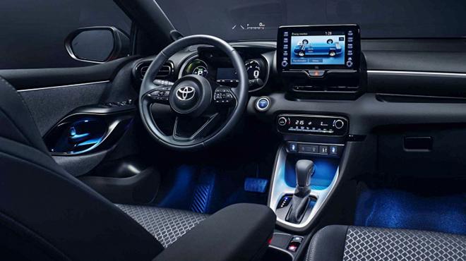 Toyota Yaris đạt giải thưởng Xe của năm 2021 tại châu Âu - 4