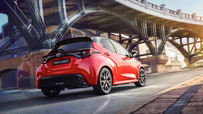 Toyota Yaris đạt giải thưởng Xe của năm 2021 tại châu Âu - 3