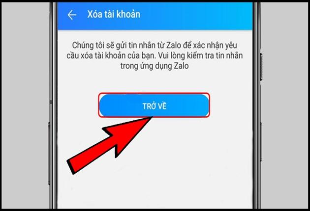 Cách xóa tài khoản Zalo và đổi số điện thoại nhanh nhất - 5