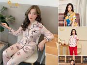 Thế giới thời trang - Forme Pijamas - Đẳng cấp thời trang đồ ngủ cao cấp sành điệu