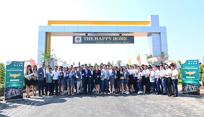 Chính thức công bố dự án The Happy Home tại trung tâm TP Đồng Xoài, Bình Phước - 3