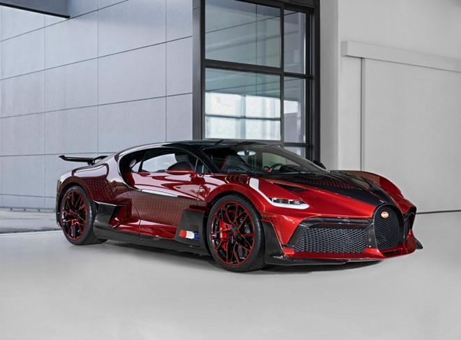 Siêu phẩm Bugatti Divo Ladybug lộ diện sau hai năm nghiên cứu - 4