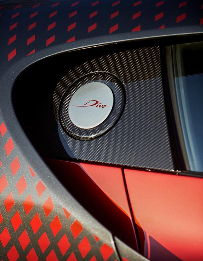 Siêu phẩm Bugatti Divo Ladybug lộ diện sau hai năm nghiên cứu - 7