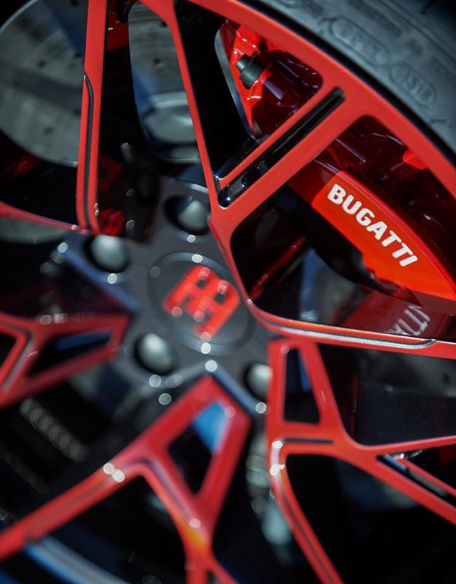 Siêu phẩm Bugatti Divo Ladybug lộ diện sau hai năm nghiên cứu - 8