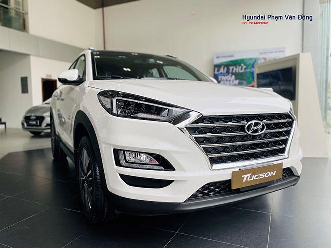 Hyundai Tucson FaceLift – Lựa chọn hoàn hảo trong tầm giá - 1
