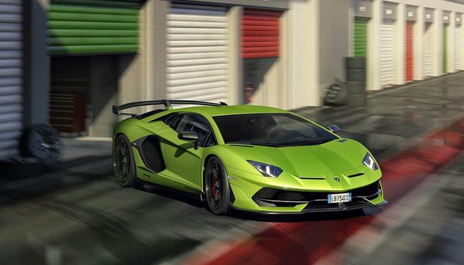 Lamborghini triệu hồi hơn 220 xe Aventador SVJ vì lỗi bung nắp khoang động cơ - 1