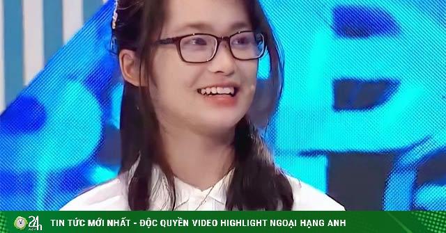 Cô gái Hà Nội chiếm sóng Đường lên đỉnh Olympia vì quá xinh