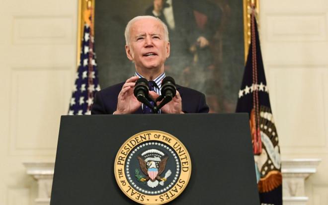 Tổng thống Biden bị hàng chục bang kiện - 2