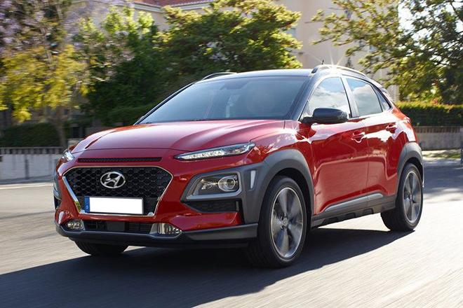 Giá xe Hyundai Kona lăn bánh tháng 3/2021 - 10
