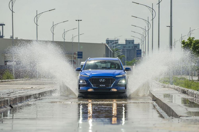 Giá xe Hyundai Kona lăn bánh tháng 3/2021 - 3