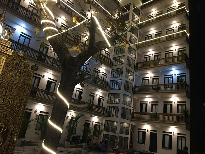 """""""Đại gia"""" Bắc Giang chi 13 tỷ xây nhà trọ """"sang chảnh"""" như khách sạn gây sốt - 2"""
