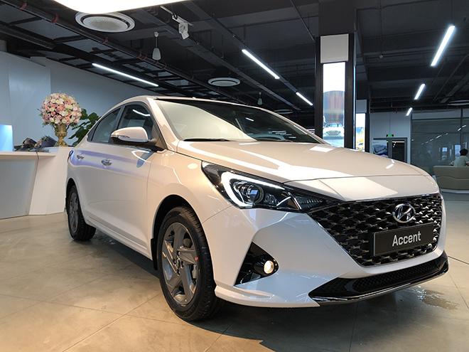 Giá xe Hyundai Accent lăn bánh tháng 3/2021 - 3