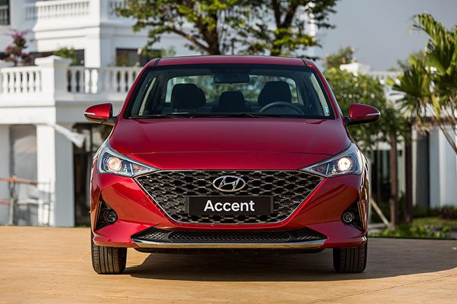 Giá xe Hyundai Accent lăn bánh tháng 3/2021 - 2